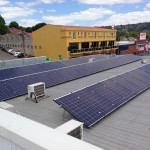 15kW commercial solar system