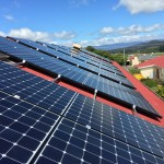 20kW commercial solar system on school