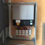 Commercial SMA inverter