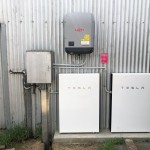Agricultural Powerwall Installation