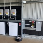 Grid-Connected Battery Storage
