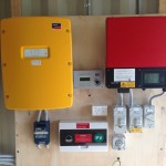 SMA off-grid power system