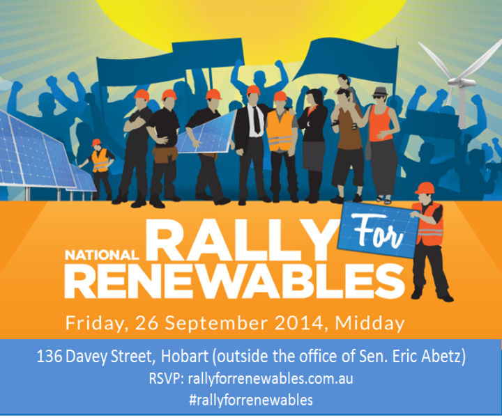 Rally For Renewables