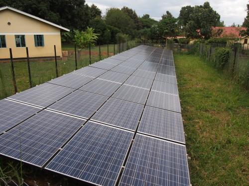 South Sudan Solar Array