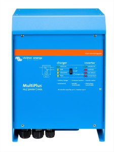 Off-grid Victron MultiPlus Inverter-Charger