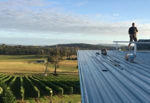 Solar Installation TEELS