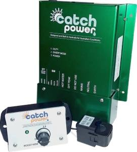 Green CATCH Hot Water Diversion System