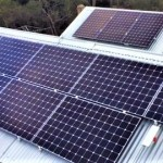 SunPower panels - Landscape Orientation