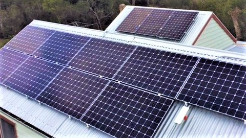 Bruny Solar Array