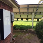 Tesla Battery, Frontis Inverter, Sunpower Solar Panels