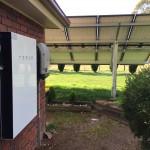 Tesla Battery, Frontis Inverter, Sunpower Solar Panels