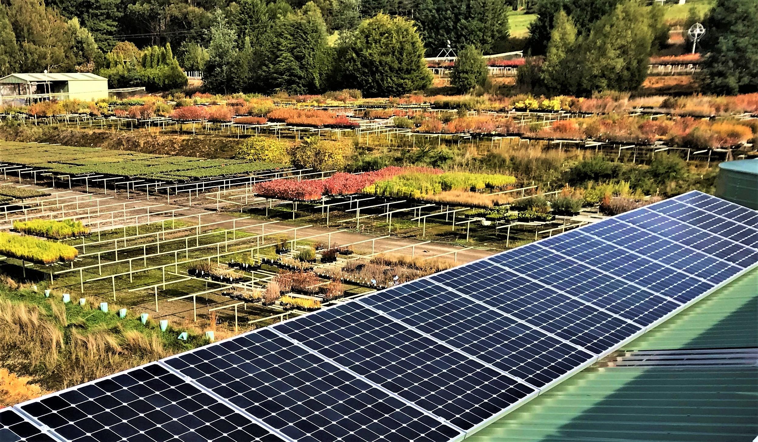 Farm Energy-Efficient Infrastructure