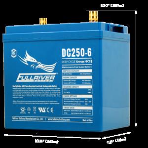6V DC Battery