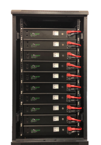 PowerPlus Battery Cabinet Rack